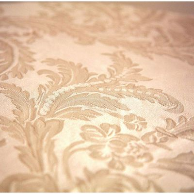DAMASK 90 X 90 TABLECLOTHS GOLD