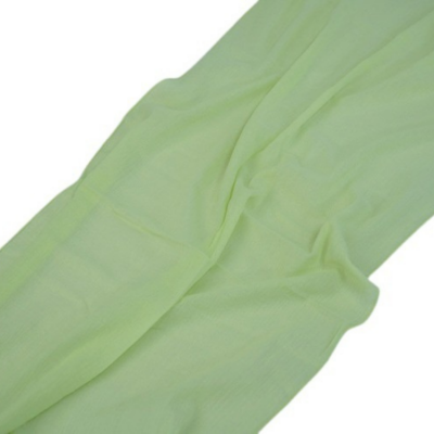 CHEESECLOTH TABLE RUNNER PISTACHIO