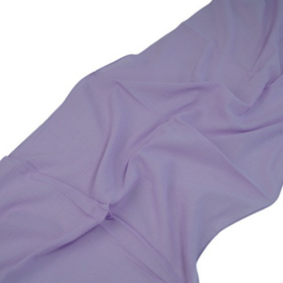 CHEESECLOTH TABLE RUNNER LILAC