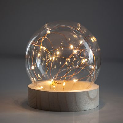 LED Wire Fairy Lights 200M - Copper