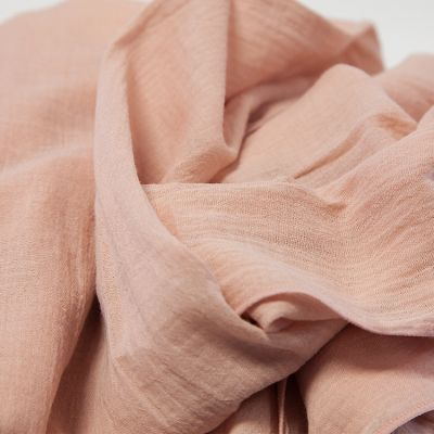 Cheesecloth Fabric Roll 20M Dusky Pink