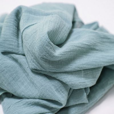 Cheesecloth Fabric Roll 20M Dusty Blue