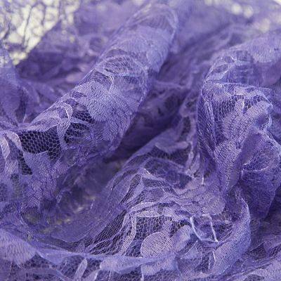 Lace Fabric Ultra Violet