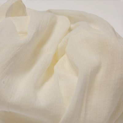 Cheesecloth Fabric Roll 20M Ivory