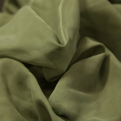 CHIFFON FABRIC BURNT OLIVE