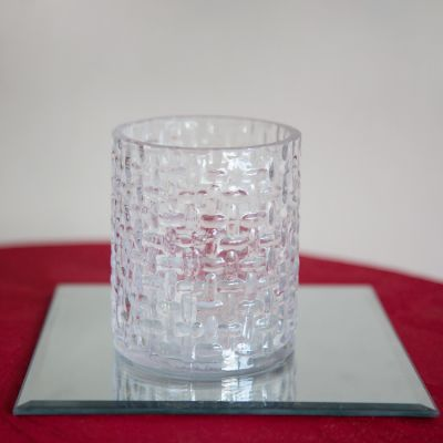 Strippled Vase 1236 - 10CM